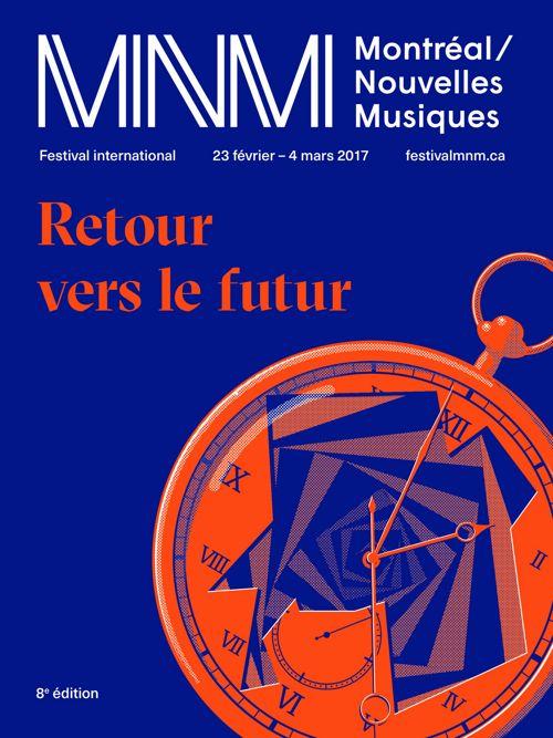 Magazine festival Montréal/Nouvelles Musiques 2017