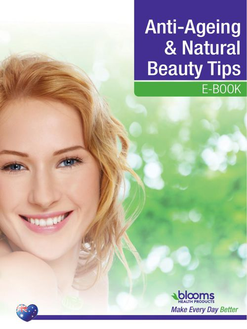 Anti-Ageing & Natural Beauty Tips - Free E-Book