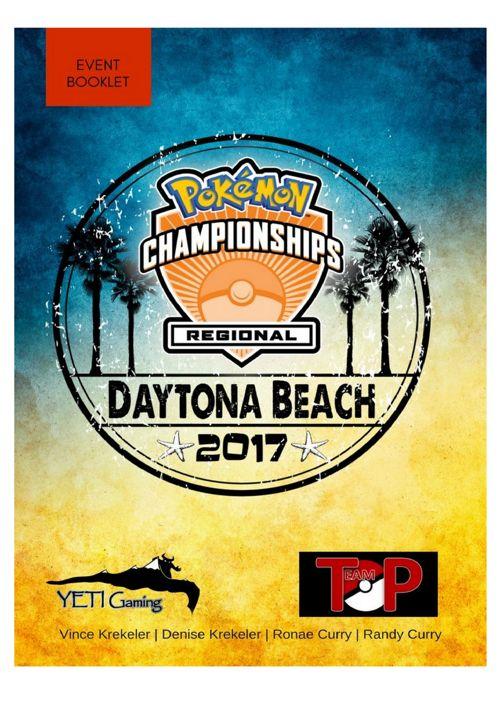 Daytona Regionals Online Event Booklet