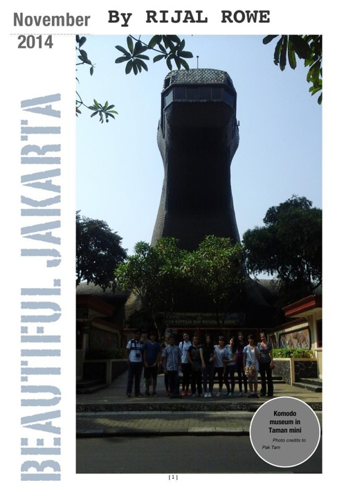 Jakarta Travel Article