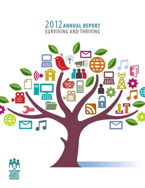 2012 RICADV Annual Report