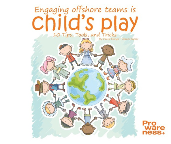 Engaging offshore teams is child's play