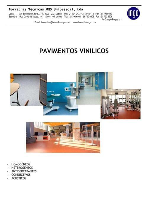 Pavimentos Vinilicos