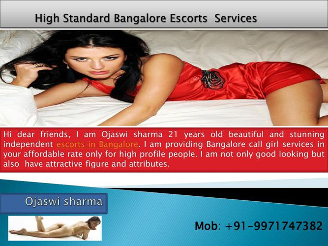 Exclusive Banagalore Escorts Services