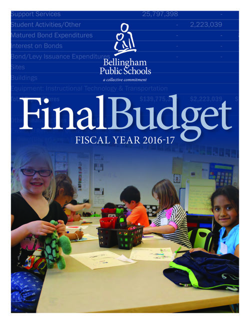 Final Budget Fiscal Year 2016-17