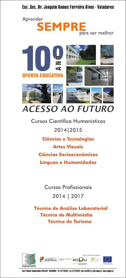 Oferta Educativa 2013-14