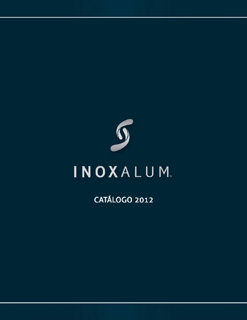 Catálogo 2012 - INOXALUM