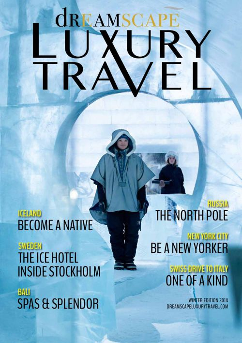 dREAMSCAPE Luxury Travel - Winter 2015