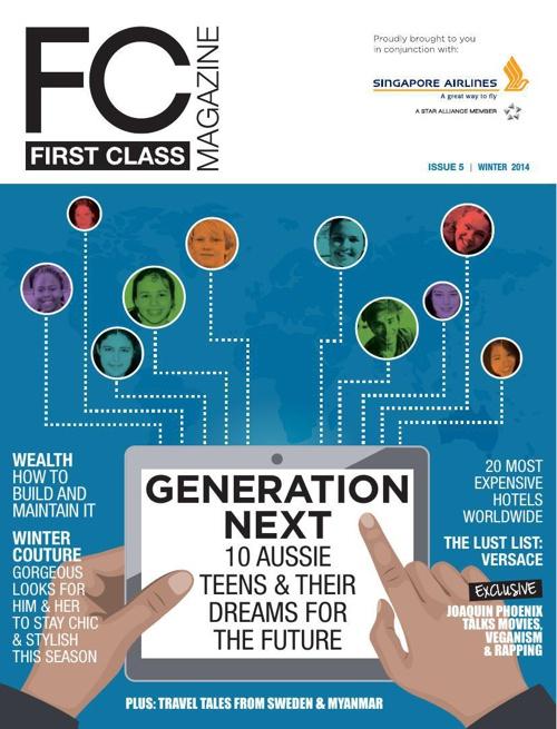 FC Magazine  Issue 5 Winter 2014