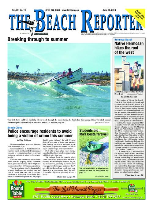 The Beach Reporter   6-26-14