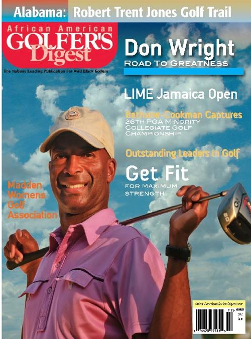 African American Golfer's Digest_Summer 2012