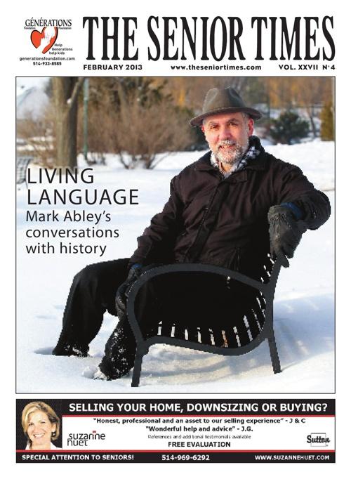 The Senior Times - February 2013