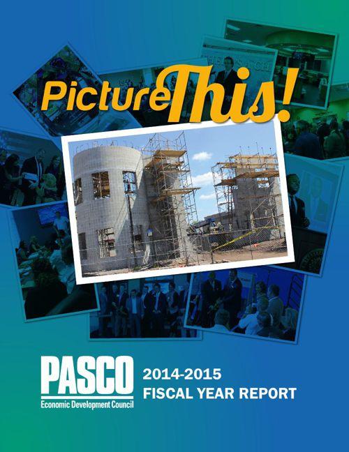 Pasco Economic Development Council 2014/2015 Annual Report