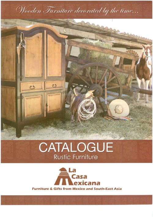 Catalogus La Casa Mexicana