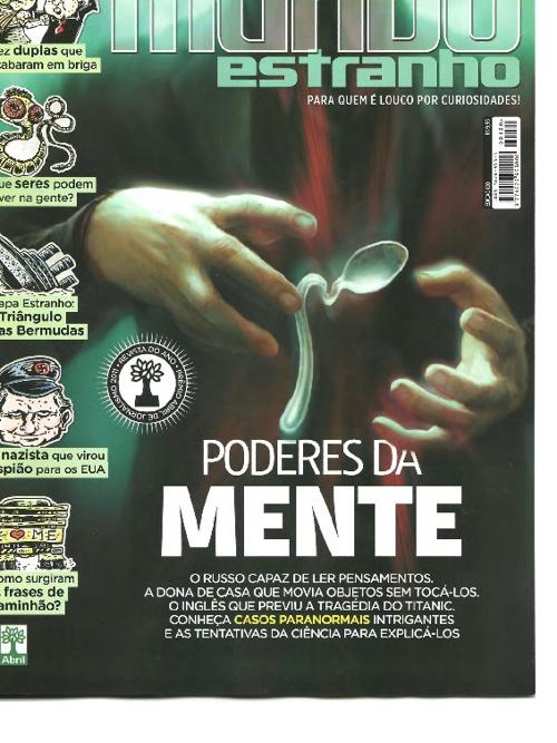 Mundo Estranho - Ed. 120 - Janeiro 2012