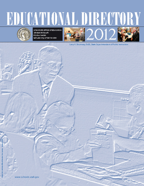 USOE Directory 2012