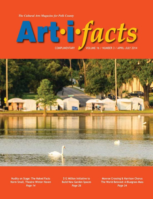 Art-i-facts April-July 2014