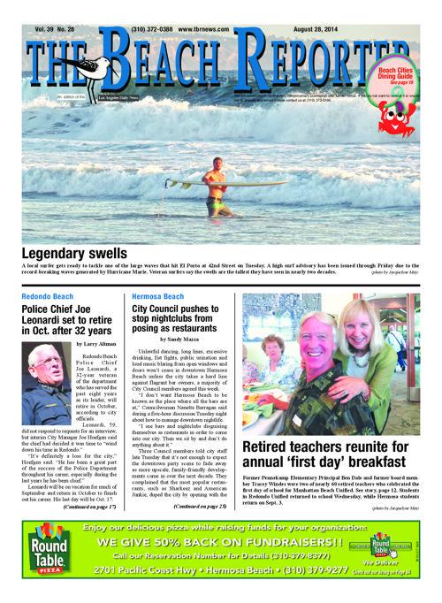 The Beach Reporter | 8-28-14