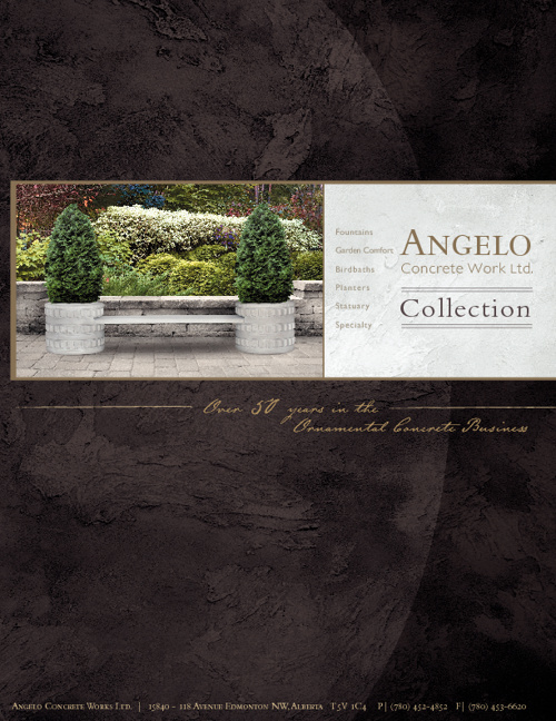 Angelo Concrete Collection