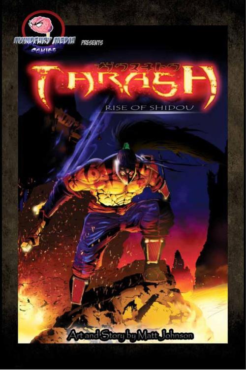 Thrash Rise of Shidou by matthew johnson