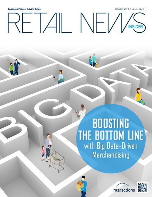 January 2016 Retail News Insider