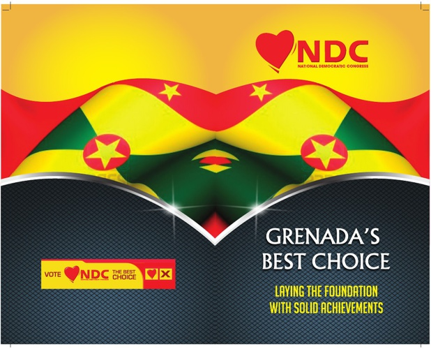 NDC - Laying the Foundation for a Better Grenada