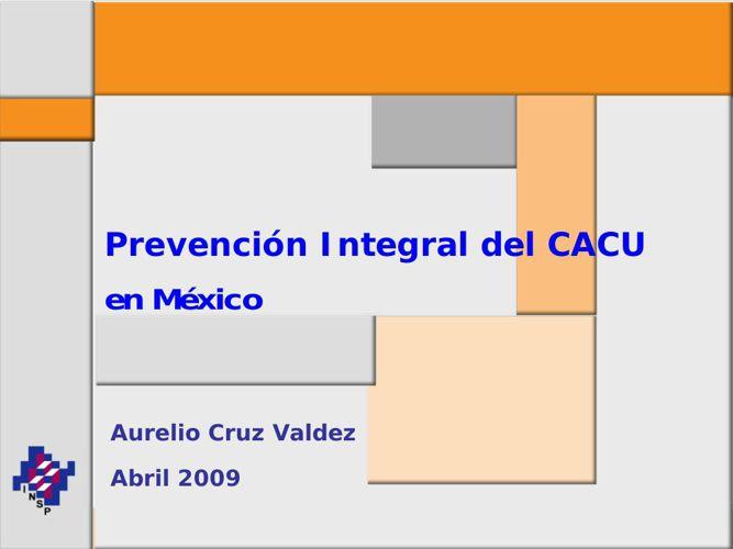 Detección Oportuna de Cancer 2014-04_aurelio-cruz-valdez