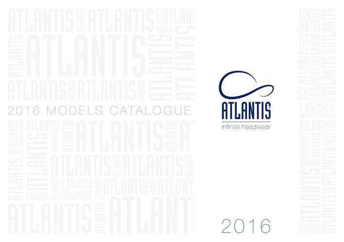 ATLANTIS catalogue 2016