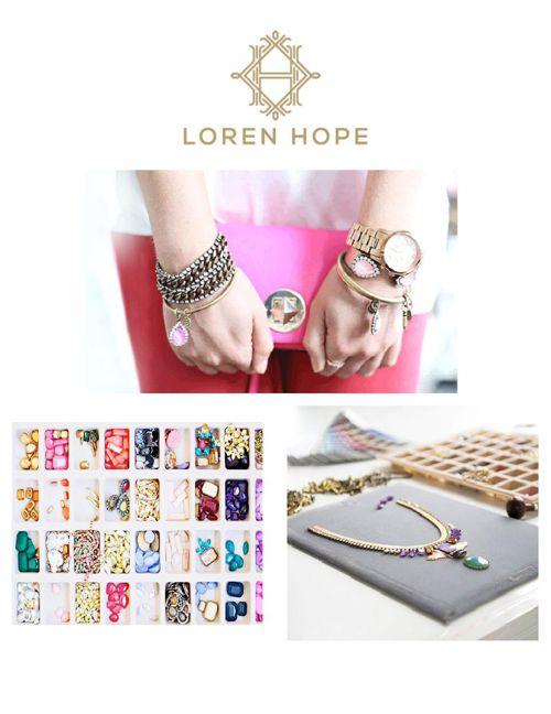 Loren Hope Press Kit