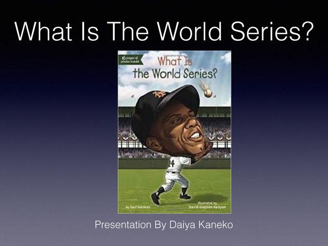 book talk slide