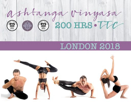 London 200 HRS - Ashtanga Vinyasa TTC