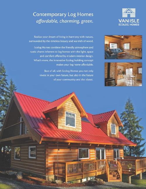 Vanisle Ecolog Brochure