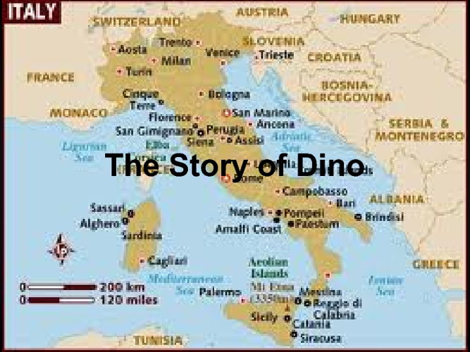 The Story of Dino