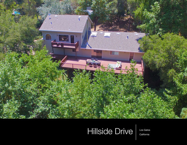Hillside Drive - James Shin Photo Book