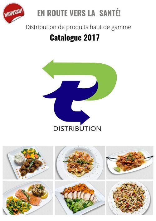 Catalogue 2017 Distribution Patrick  Thériault