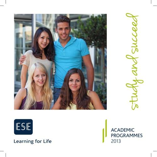 ESE_Academic-brochure_2013