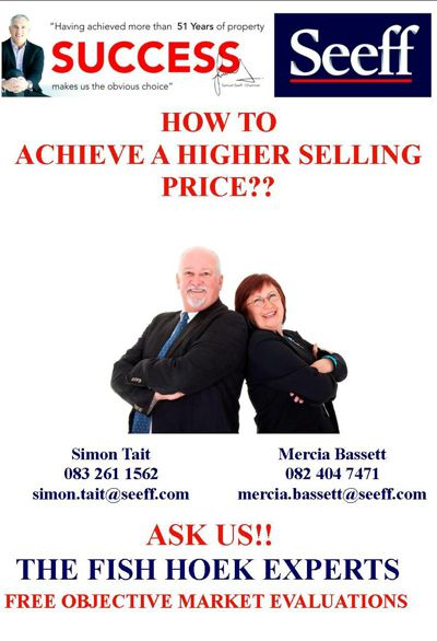 how to achieve a higher selling price