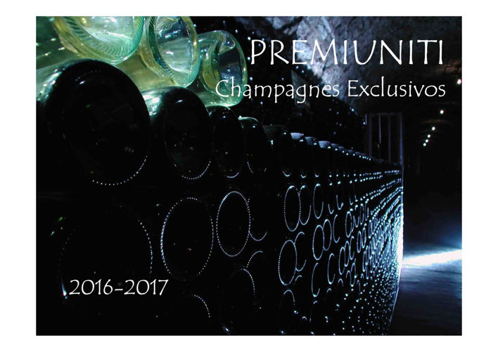 Premiuniti Champagnes Exclusivos Navidades 2016