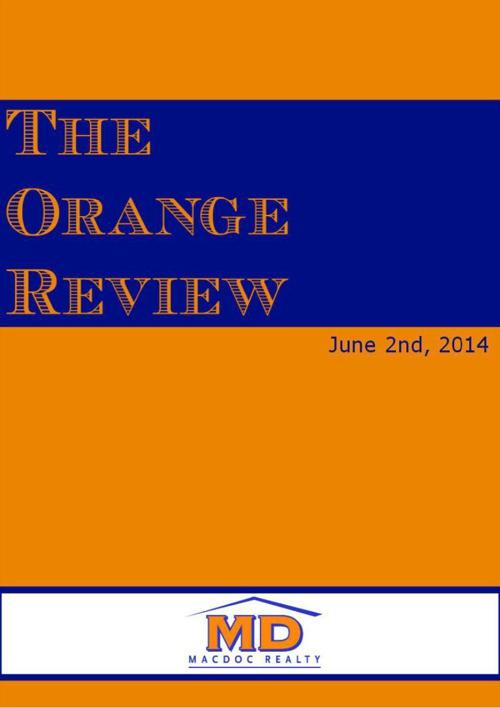 OrangeReviewJune