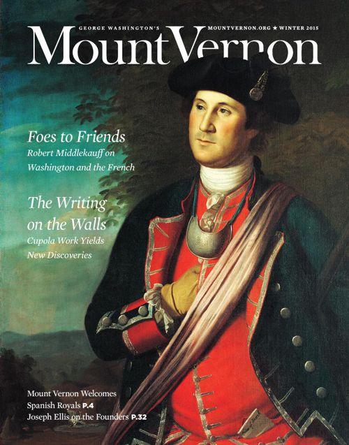 Mount Vernon Magazine - Winter 2015