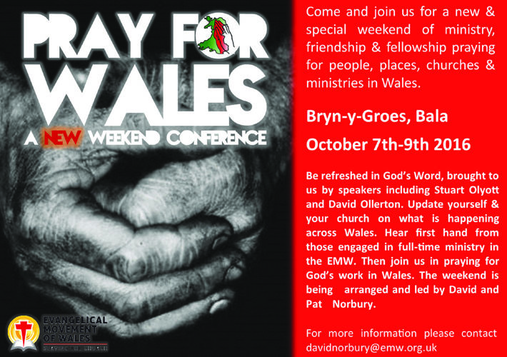 Pray for Wales