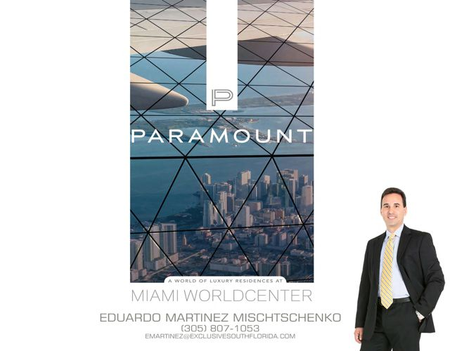 Paramount Miami World Center Brochure