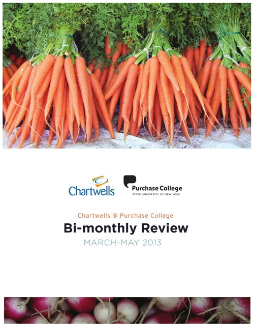 Purchase College Bi-Monthly Review - March/April/May 2013