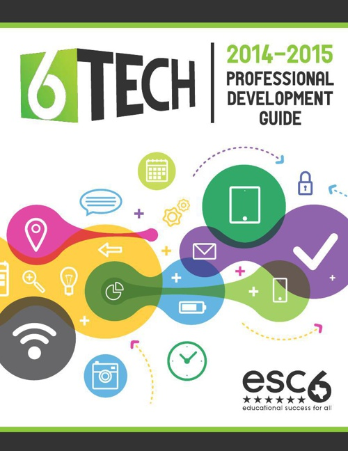 6 Tech PD Guide 2014-2015