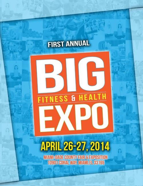 Big Fitness & Health Expo Sponsor Guide