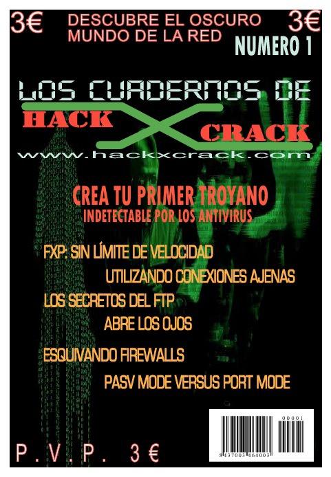 Hack x Crack N°1