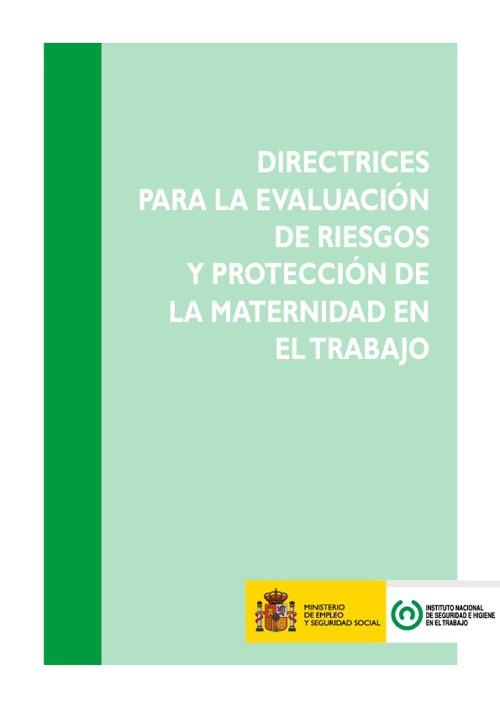Directrices para la evaluación de riesgos y protección de la mat