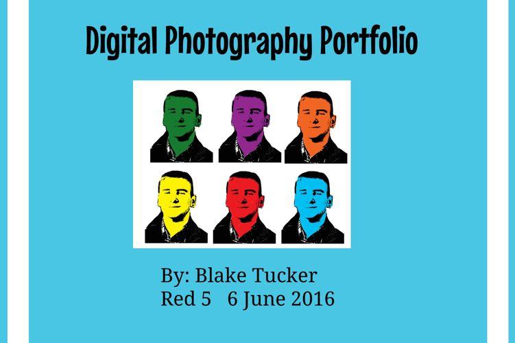 Portfolio- Blake Tucker