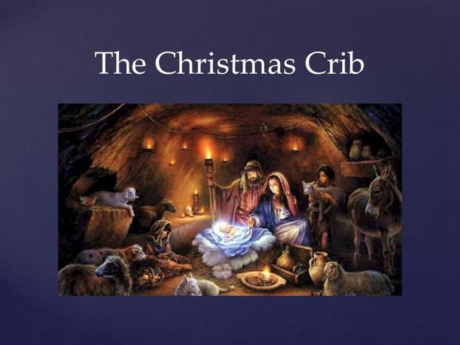 The Christmas Crib by Julia, Bartłomiej, Kamil, Krzysztof