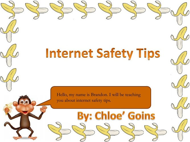 Childrens safety tips